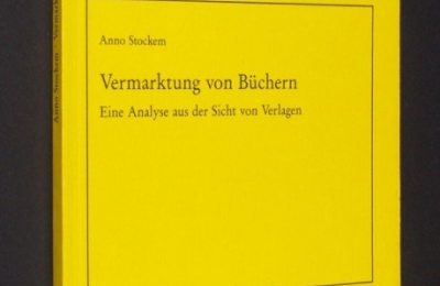 Vermarktung von Büchern