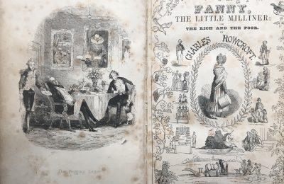 Fanny the little Milliner – die kleine Putzmacherin