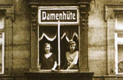 Die Lehrzeit der Putzmacherin Frieda Hansen 1929-1932